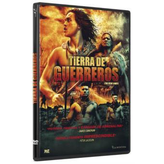Tierra de guerreros - DVD