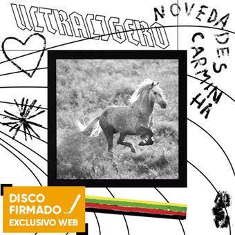Ultraligero - Disco Firmado