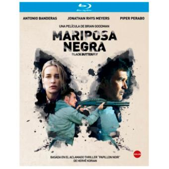 Mariposa negra - 2017 - Blu-Ray