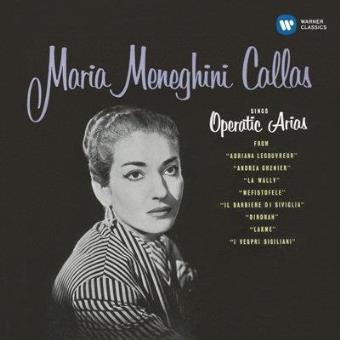 Lyric And Coloratura Arias 1954 Maria Callas. Remasterizado