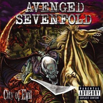 City of evil - Vinilo