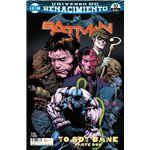 Batman núm. 65/ 10 Renacimiento. Grapa. Yo soy Bane Parte 2