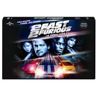 A todo gas 2 - 2 Fast 2 Furious - DVD Ed Horizontal