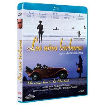 Los años bárbaros - Blu-ray