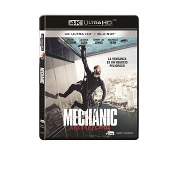 The Mechanic: Resurrection - UHD - Blu-Ray