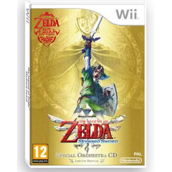 Zelda Skyward Sword Edición Especial Wii
