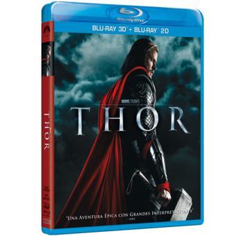 Thor - Blu-Ray + 3D