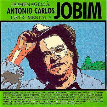 Homenagem à Antonio Carlos Jobim - Instrumental 3