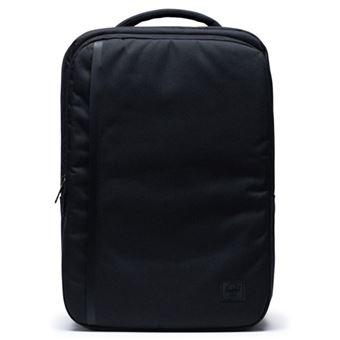 Mochila Herschel Travel Negro 30L para portátil hasta 15''