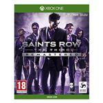 Saints Row:The Third Remastered  Xbox One