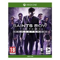 Saints Row:The Third Remastered  Xbox One