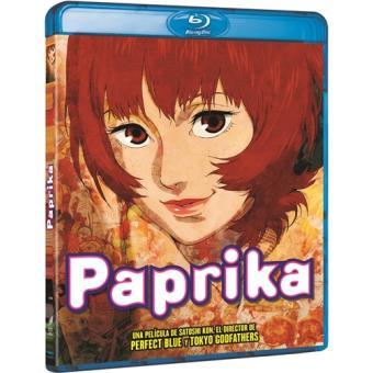 Paprika (Blu-Ray)