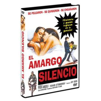 El amargo silencio - DVD