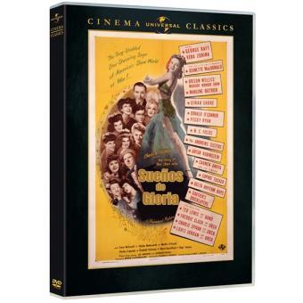 Sueños de gloria - DVD