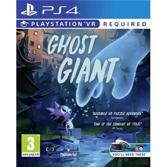 Ghost Giant VR - PS4