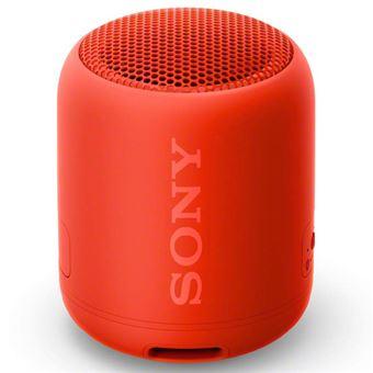 Altavoz Portátil Bluetooth Sony SRS-XB12 Rojo