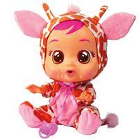 IMC Toys - Bebes Llorones, Gigi Jirafa