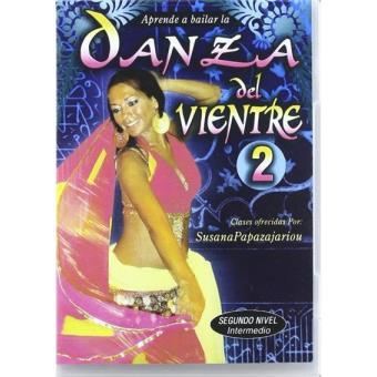Aprende a bailar. Danza del vientre. Nivel 2 - DVD