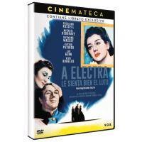 A Electra le sienta bien el luto V.O.S. - DVD