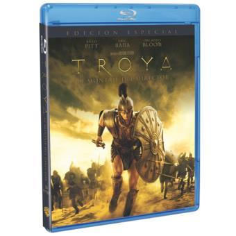 Troya: El montaje del director (Blu-Ray)