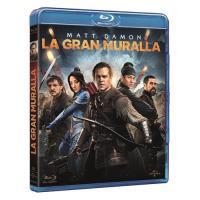 La Gran Muralla - Blu-Ray