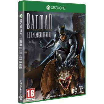 Batman: El enemigo dentro - The Telltale Series Xbox One
