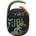 Altavoz Bluetooth JBL Clip 4 Camuflaje