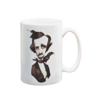 Taza Edgar Allan Poe