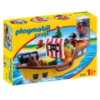 Playmobil 123 Barco Pirata (9118)