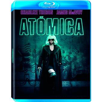 Atómica - Blu-Ray