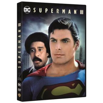 Superman III - DVD