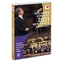 Concierto de año nuevo 2021 - DVD
