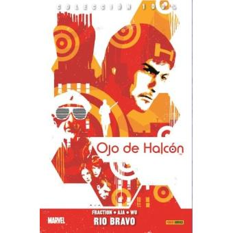 100% Marvel. Ojo de Halcón 3 Río Bravo