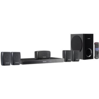 Panasonic SC-XH150EG-K - sistema de cine en casa - 5.1 canales