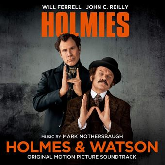 Holmes & Watson - B.S.O.