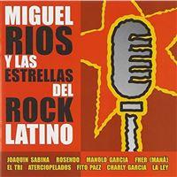Miguel Ríos y las estrellas del rock Latino - Vinilo + CD