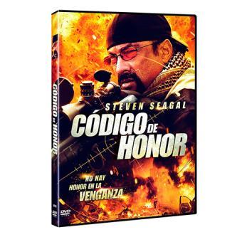 Código de honor - DVD