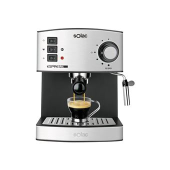 Cafetera Expresso manual Solac CE4480