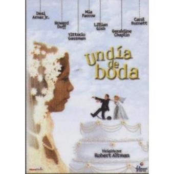 Un día de boda - DVD