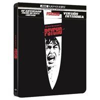 Psicosis Ed Remasterizada - Steelbook UHD + Blu-ray