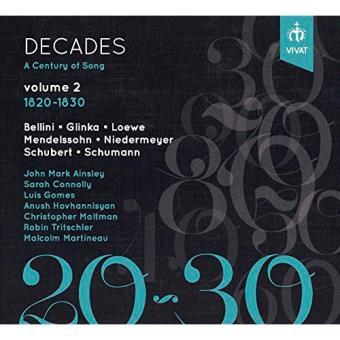Decades - A Century of Song Vol. 2