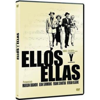 Ellos y Ellas - DVD