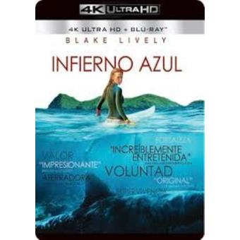 Infierno azul - UHD + Blu-Ray