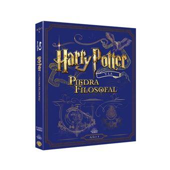Harry Potter y La piedra filosofal - Blu-Ray