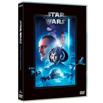 Star Wars Episodio I La Amenaza Fantasma - DVD