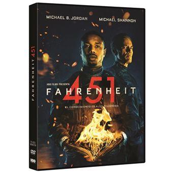 Farhenheit 451 - DVD