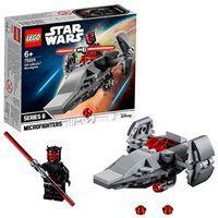 LEGO Star Wars 75224 Microfighter: Infiltrador Sith