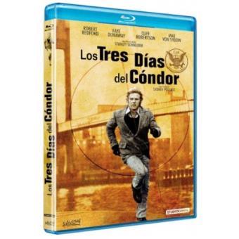 Los tres días del cóndor - Blu-Ray