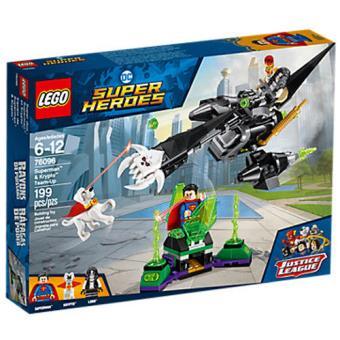 LEGO DC Super Heroes - Superman y Krypto: equipo de superhéroes