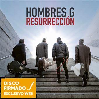 Resurrección - Disco Firmado